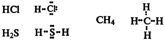 Электронные формулы